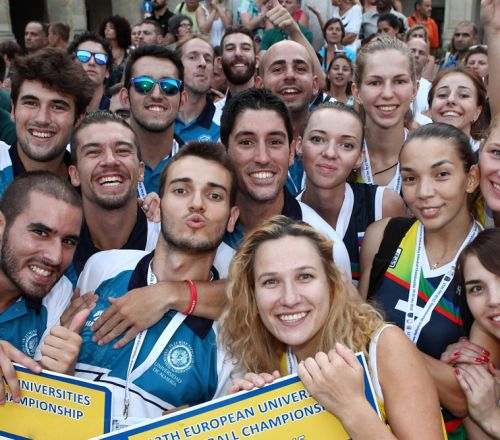 Registration for the European Universities Badminton Championship 2017 opens